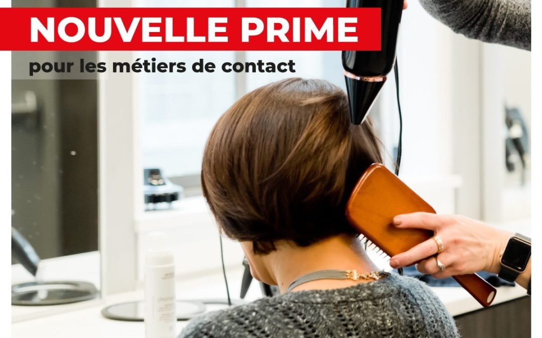Prime – Métiers de contact